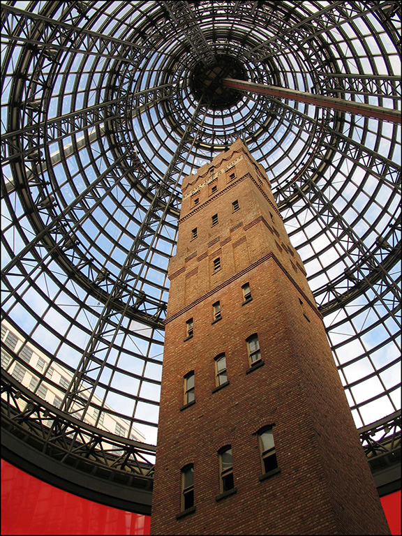 F48 Shot Tower, Melbourne - Norman Moor